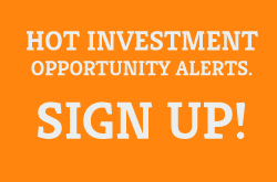 Sign up to receive our Hot Opportunity Alerts!